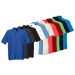 9937 Greg Norman Core Plain Polo Shirt (KX04)