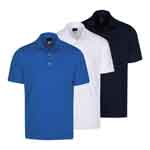 KX475 Greg Norman Protek ML75 Microlux Solid Polo Shirt